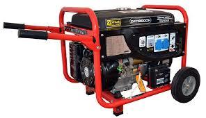 Generador 6500 w bencina