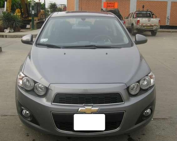 Chevrolet sonic ltz 2013 full