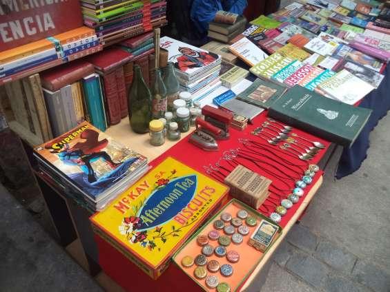 Compra-venta libros usados