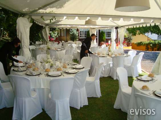 Eventos vip /matrimonios/fiestas