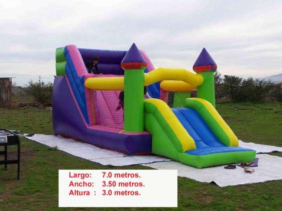 Juegos inflables y camas elasticas la serena coquimbo