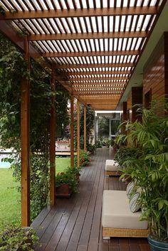 Decoración y jardín .-