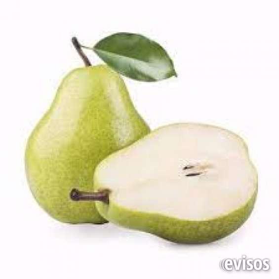 Vendo peras en gran cantidad (packams y winter bellos)
