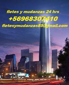 Ahora fletes baratos independencia fletes economicos +56968307410