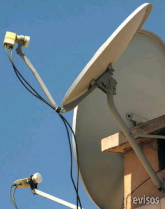 Antenas satelitales instalaciones
