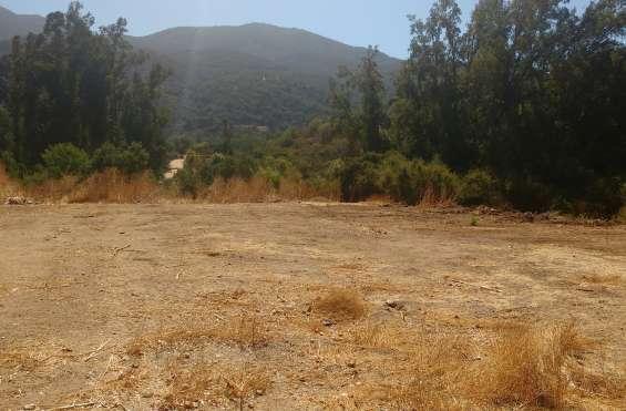 Vendo parcelas de ensueño de 1 y 2 hectáreas. ruta 68 sector curacaví.
