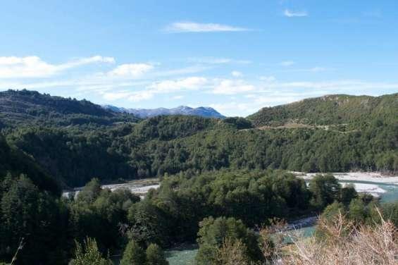 1.327 hectáreas 10 km orilla cacique blanco en lago verde