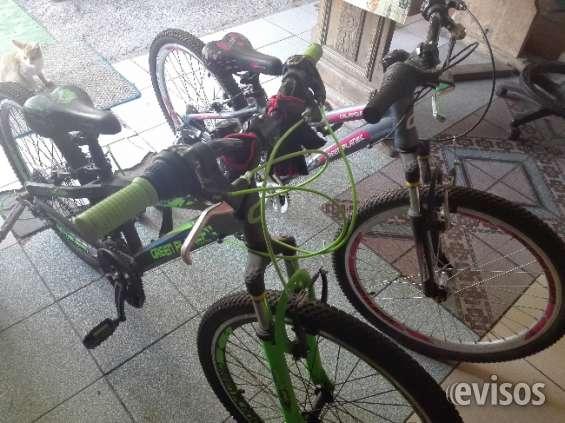 Venta de bicicleta hombre y mujer