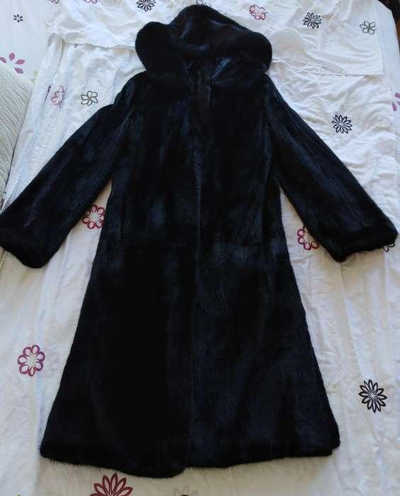 Vendo abrigo de vison