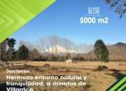 Sector Huincacara Terrenos  De 5000 Mts2