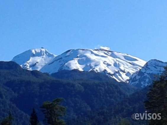 Venta terreno con vista al volcan