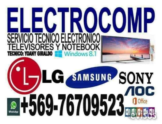 Cambio de leds para televisores led smart tv lg y samsung en antofagasta