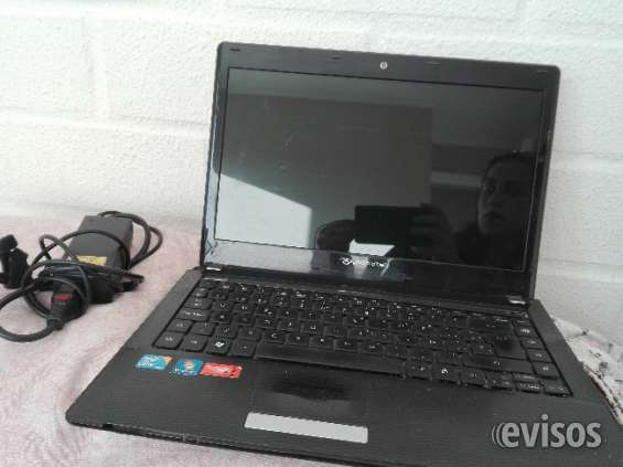 Vendo notebook con sonido en el procesador solo por eso lo vendo. funcionamiento intacto.
