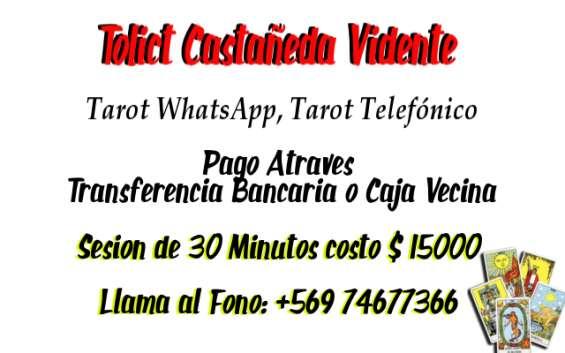 Consulta tarot de 30 minutos tarot whatsapp, tarot telefónico o tarot presencial.