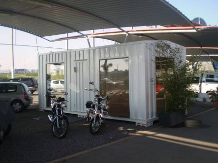Container modular jr contenedores