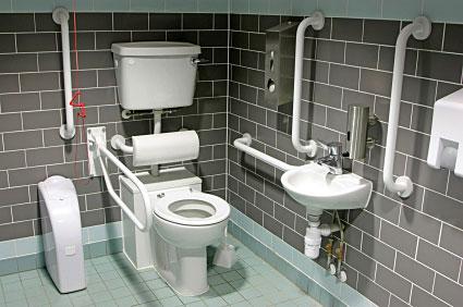 Remodelacion de baños para discapacitados