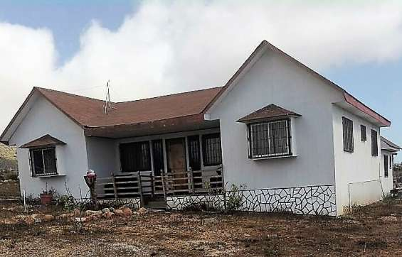 Se vende casa en parcela, sector el arrayan costero, la serena
