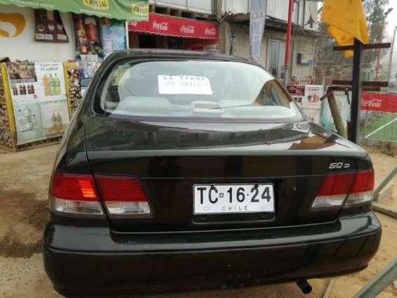 Vendo sansung sq5 2.0 4 puertas 1999 al dia y sin problemas