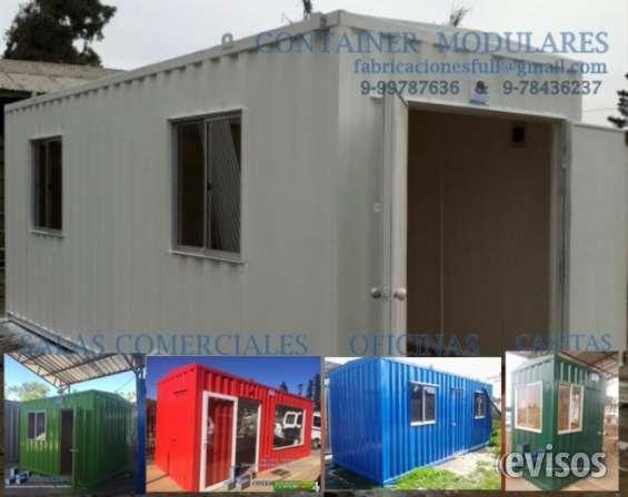 Fabricaciones container