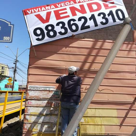 Vendo terreno en avenida rendic, antofagasta