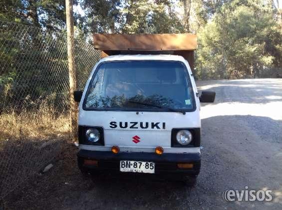 Vendo fulgon zuzuki al dia o permuto x vehiculo
