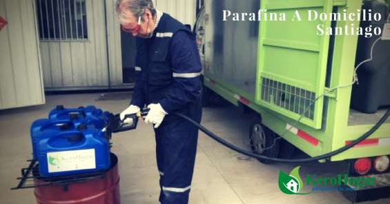 Venta de parafina a domicilio kerohogar