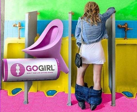 Urinarios femeninos portátiles go girl oferta 3 por $5.500