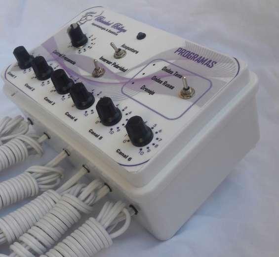 Electrofisico ondas rusas 12 electrodos