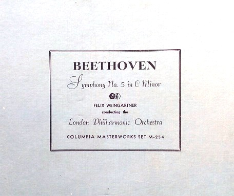 Beethoven 5 sinfonia