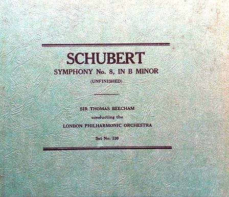 Schubert symphony nº 8