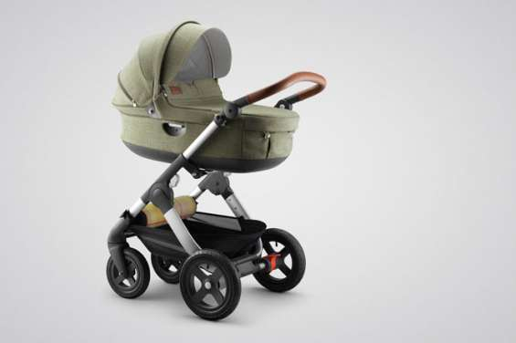 Stokke® trailz nordic green™ edición exclusiva