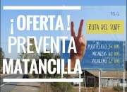 PARCELAS DE 5.000M2 A MIN. DEL LAGO RAPEL, OFERTA DE PREVENTA