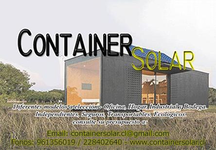 Container bodega, container oficina, habitable - contenedores temuco