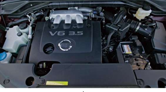 Motor nissan murano iquique