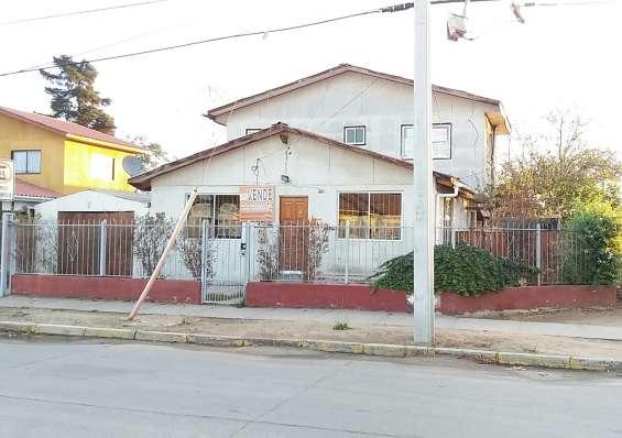 Vendo casa en villa alemana $79000000 paradero10