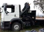 Camion pluma