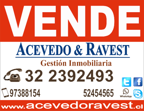 Acevedo&ravest: vende terreno en villa alemana