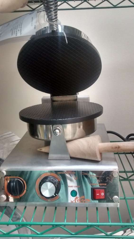 Fabricadora de conos para helados