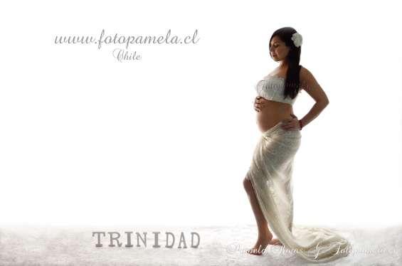 Estudio fotografico embarazo en santiago chile providencia