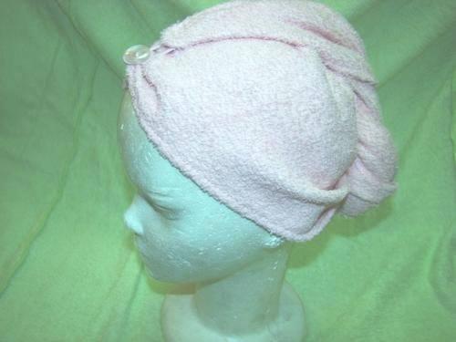 Turbantes toalla algodon