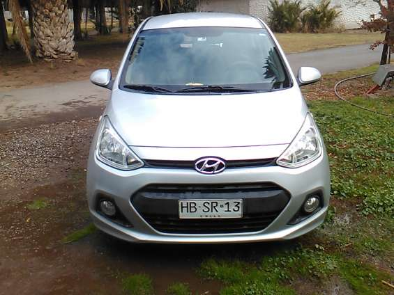 Vendo hyundai grand i 10 2015 1200 cc