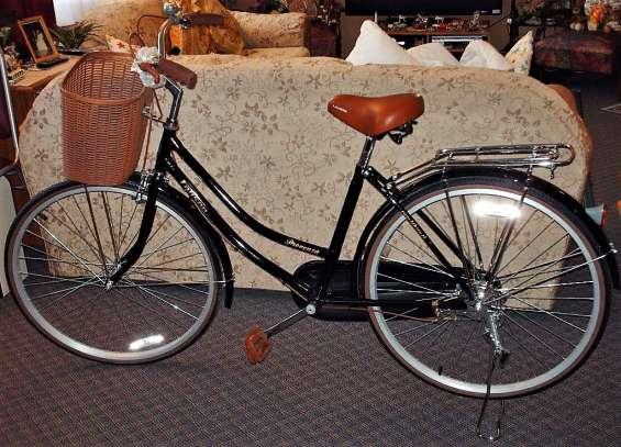 Bicicleta mujer aro 26 lahsen