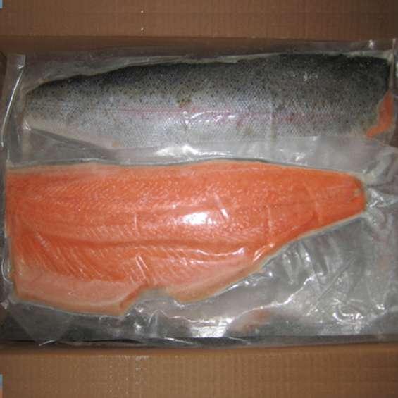 Filete de salmon al vacio