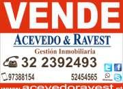 Acevedo&Ravest: Vende Terreno