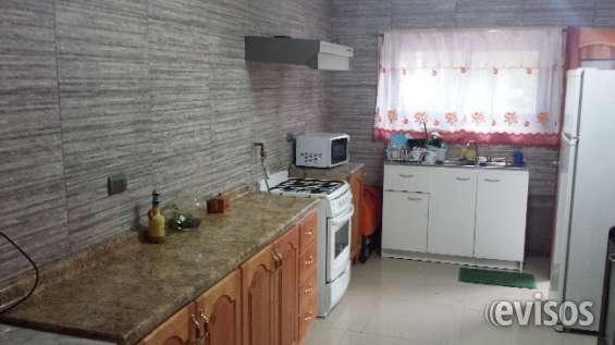 Cocina cabaña 1