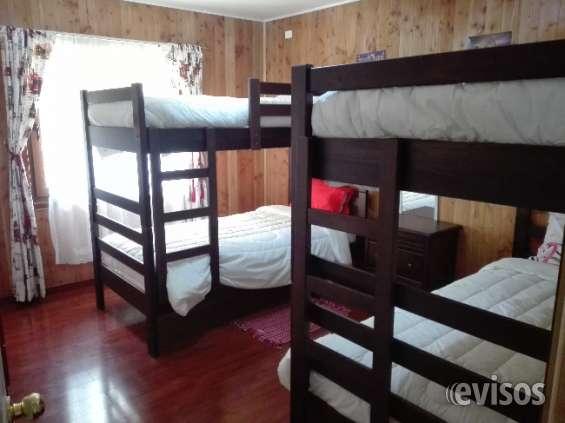 Tercer dormitorio cabaña 1