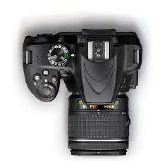 Camara reflex nikon d3400 lente 18-55mm + 16gb sd