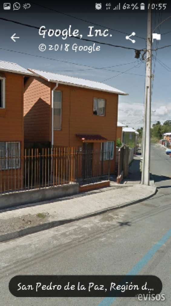 Casa en michaihue san pedro de la paz 3 dormitorios