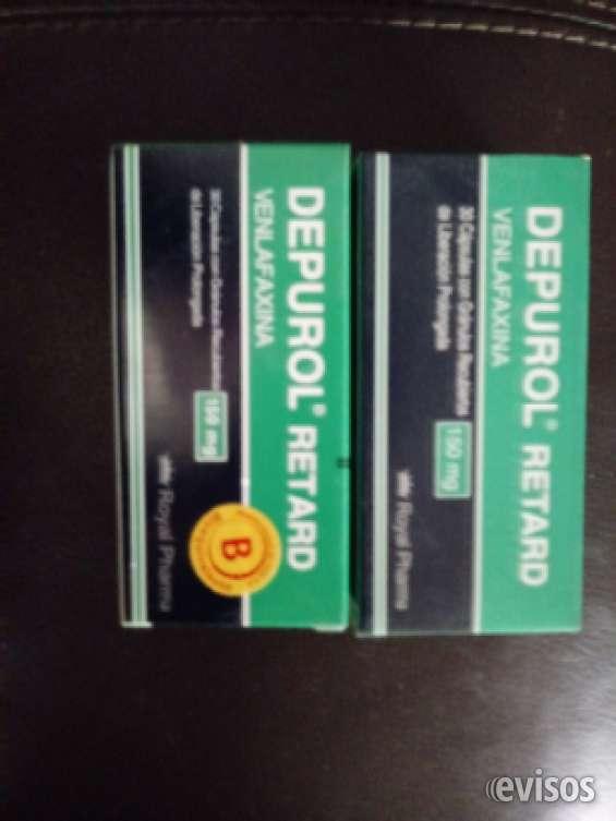 Depurol retard 2 cajas de 150 mg