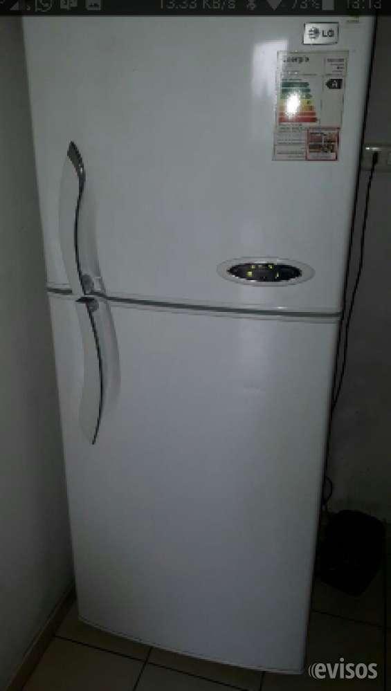 Refrigerador lg no frost gm r433yq